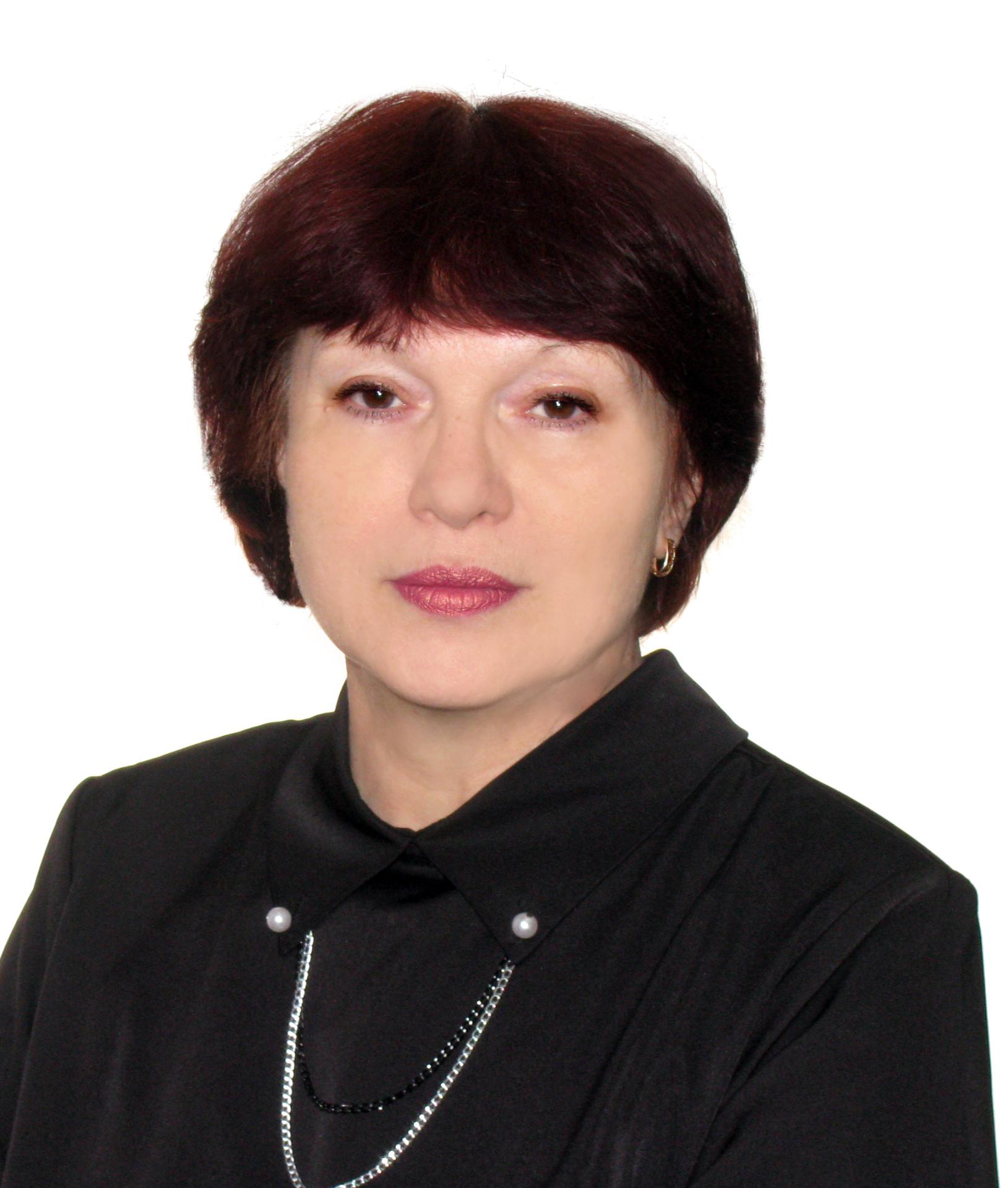 Галина Владимировна Марченко