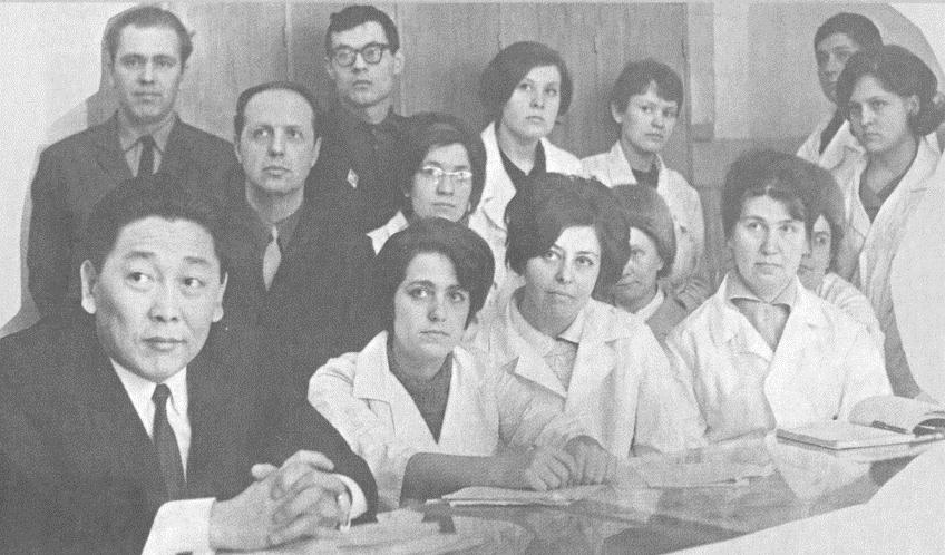 КНХ, 1968 год